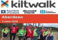 Aberdeen Kiltwalk 2018