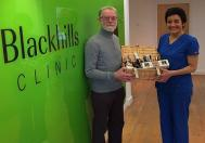 Blackhills Clinic Christmas Hamper Draw