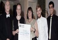 Dundee Dental Society Students Donation