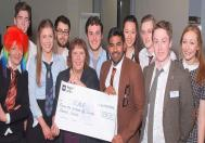 Dundee Dental Students fundraise for SCALP